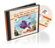 Kelly the Purple Fish